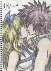 lucy also loves natsu