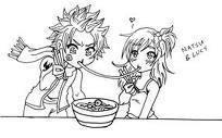 lucy also loves natsu