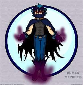 mephiles da human
