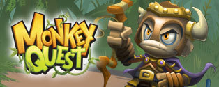 monkey quest - nickelodeon Photo