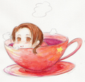 one cup of china! - hetalia-china photo