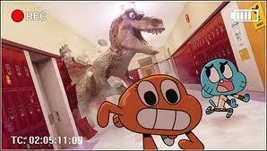 pic of gumball and Friends