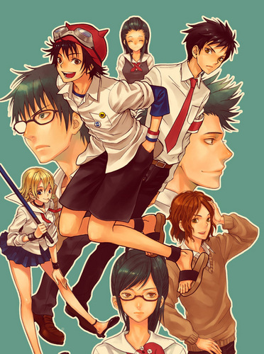 sket dance and The student council!