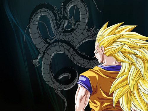 Goku Wallpaper Called Ssj 3