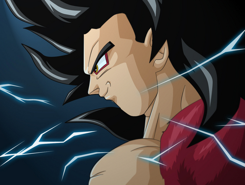 Goku wallpaper titled ssj4 goku