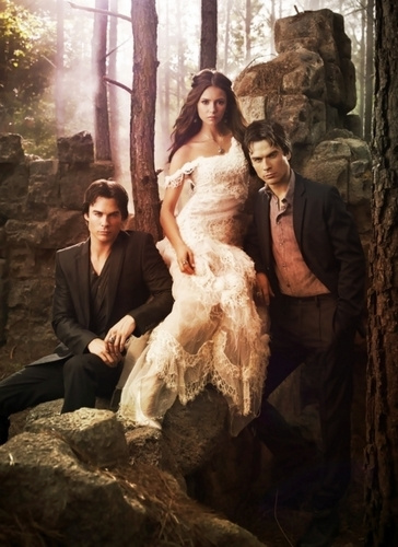 what if damon had a doppelganger ?