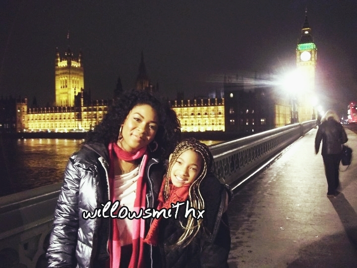 willow and her cousin jade