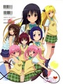 yui, haruna, yami, mikan, momo, nana and new girl!! - to-love-ru photo