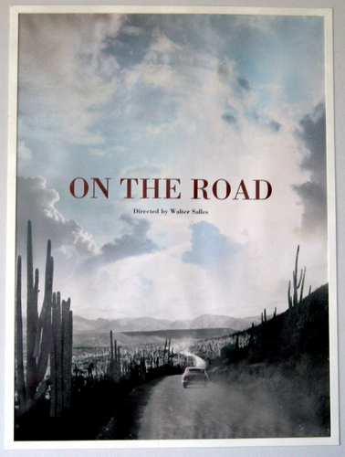 'On the Road' movie poster