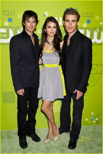 'Vampire Diaries' at CW Upfronts