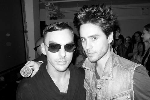 30 Seconds to Mars Pics by Terry Richardson