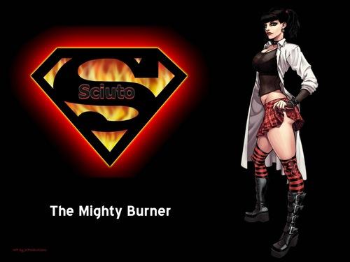 Abby Scuito Crime Fighter
