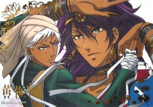 Agni and Soma