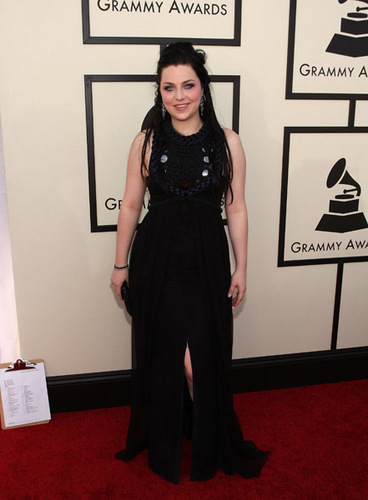 Amy Lee At The Grammys