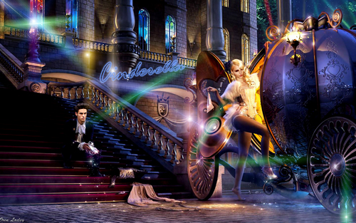 andrej pejic kertas dinding possibly containing a jalan and a velocipede titled Andrej_Pejic_Cinderella