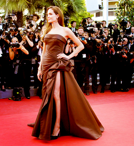 Angelina at Cannes - angelina-jolie Fan Art