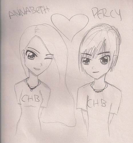 Annabeth and Percy forever