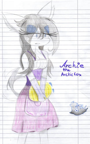 Archie the Articfox