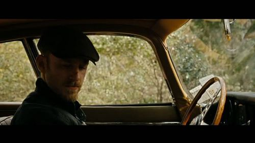 Ben in 'The Mechanic' - ben-foster Screencap
