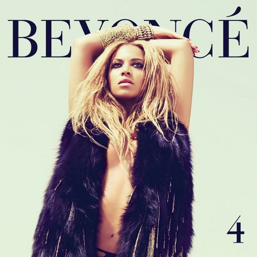 Beyonce - 4 (The Official Album Cover)
