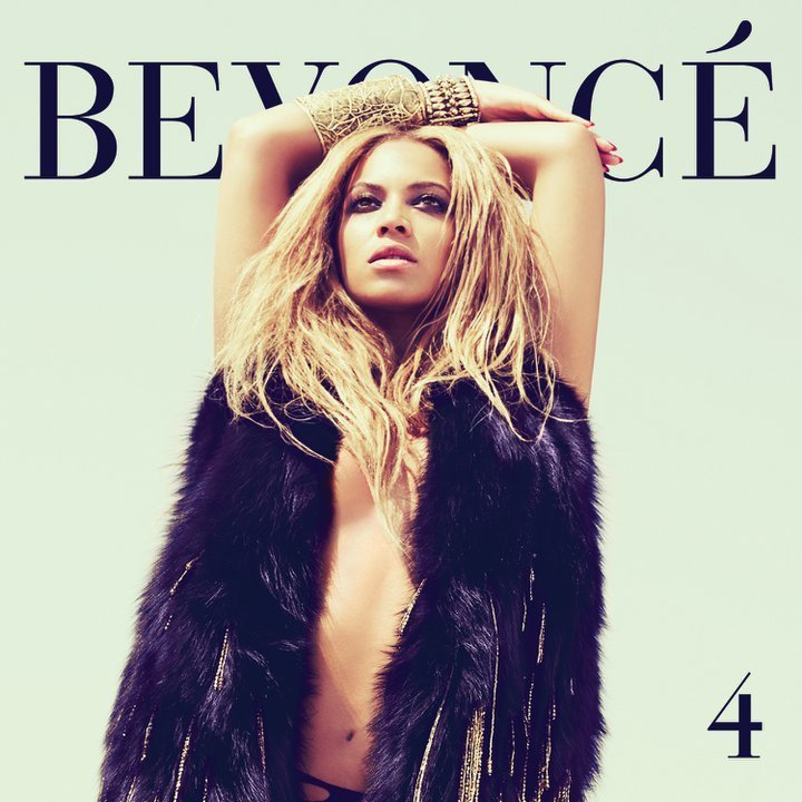 Beyonce - 4 (The Official Album Cover) - Beyonce Photo ...