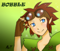 Bobble Anime Chic  - bobble fan art