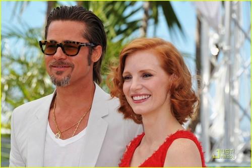 Brad Pitt: Cannes picha Call for 'Tree of Life'