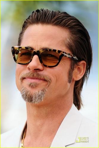 Brad Pitt: Cannes 写真 Call for 'Tree of Life'
