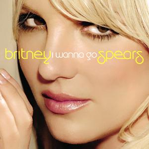 Britney Spears I Wanna Go Single Cover