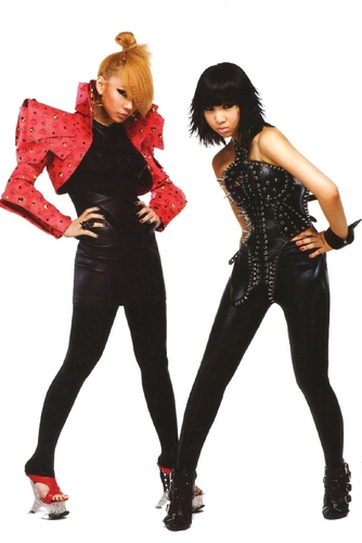 CL AND MINZY