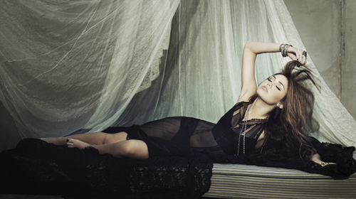 Can't Be Tamed Photoshoot