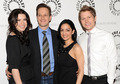 Cast at the Paley Center - will-and-alicia photo