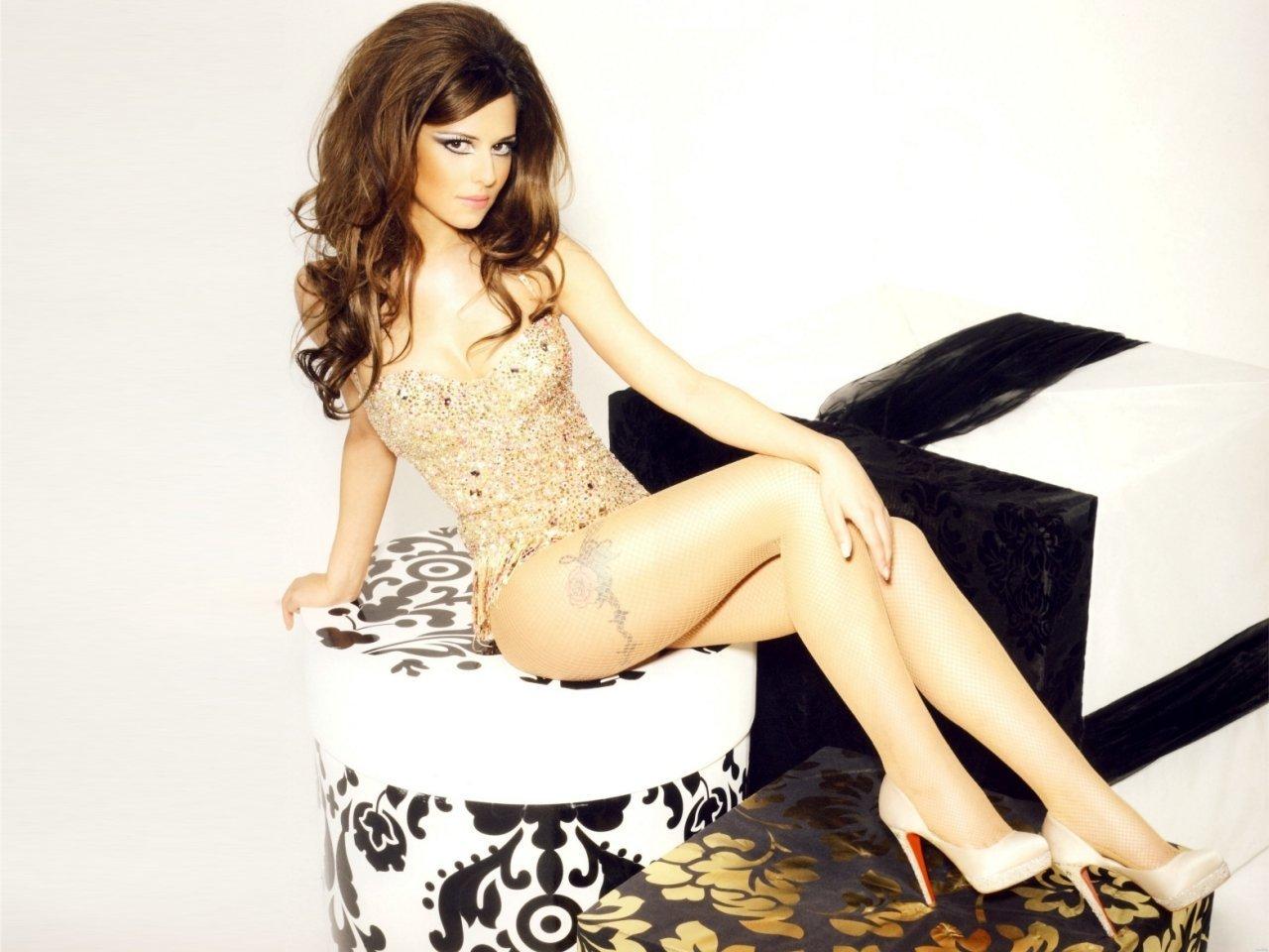 Escritorio Cheryl cole sexy