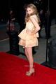 Chloe Moretz attends Cleopatra: Northern Ballet Press Night in London. - chloe-moretz photo