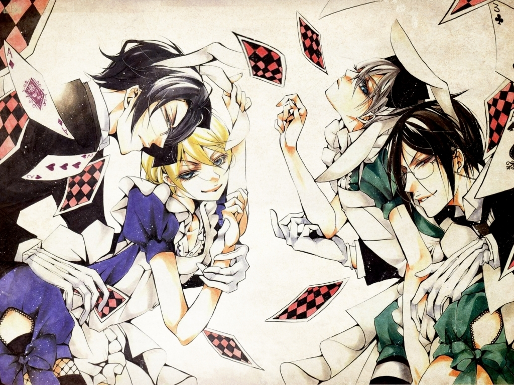 Claude-Alois & Ciel-Sebastian