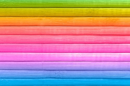 Colored boards