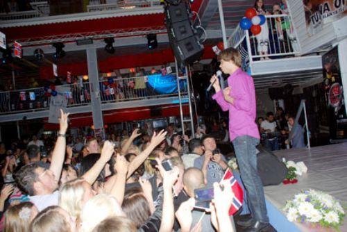 konsert in Turkey :)