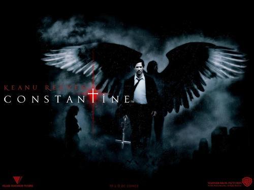 Constantine/keanu reeves