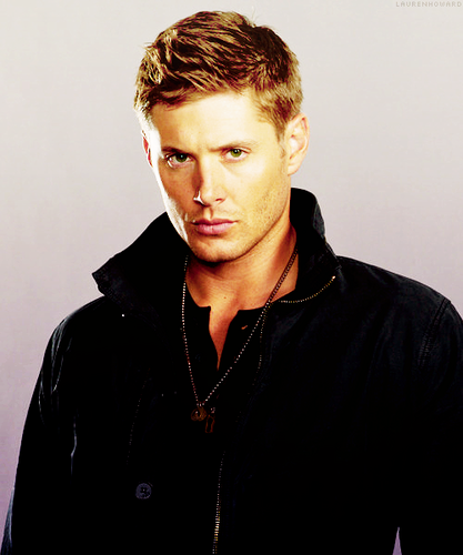 Dean Winchester kertas dinding probably with an outerwear and a portrait called Dean