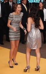 Demi and miley