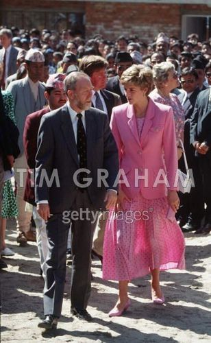 Diana In Nepal