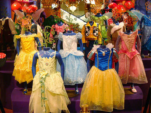 ディズニー Princess Dresses
