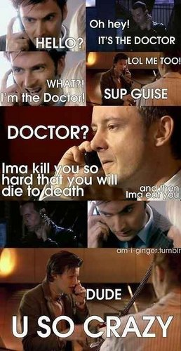 Doctor Who... Stuff