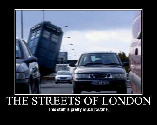 Doctor Who... Stuff