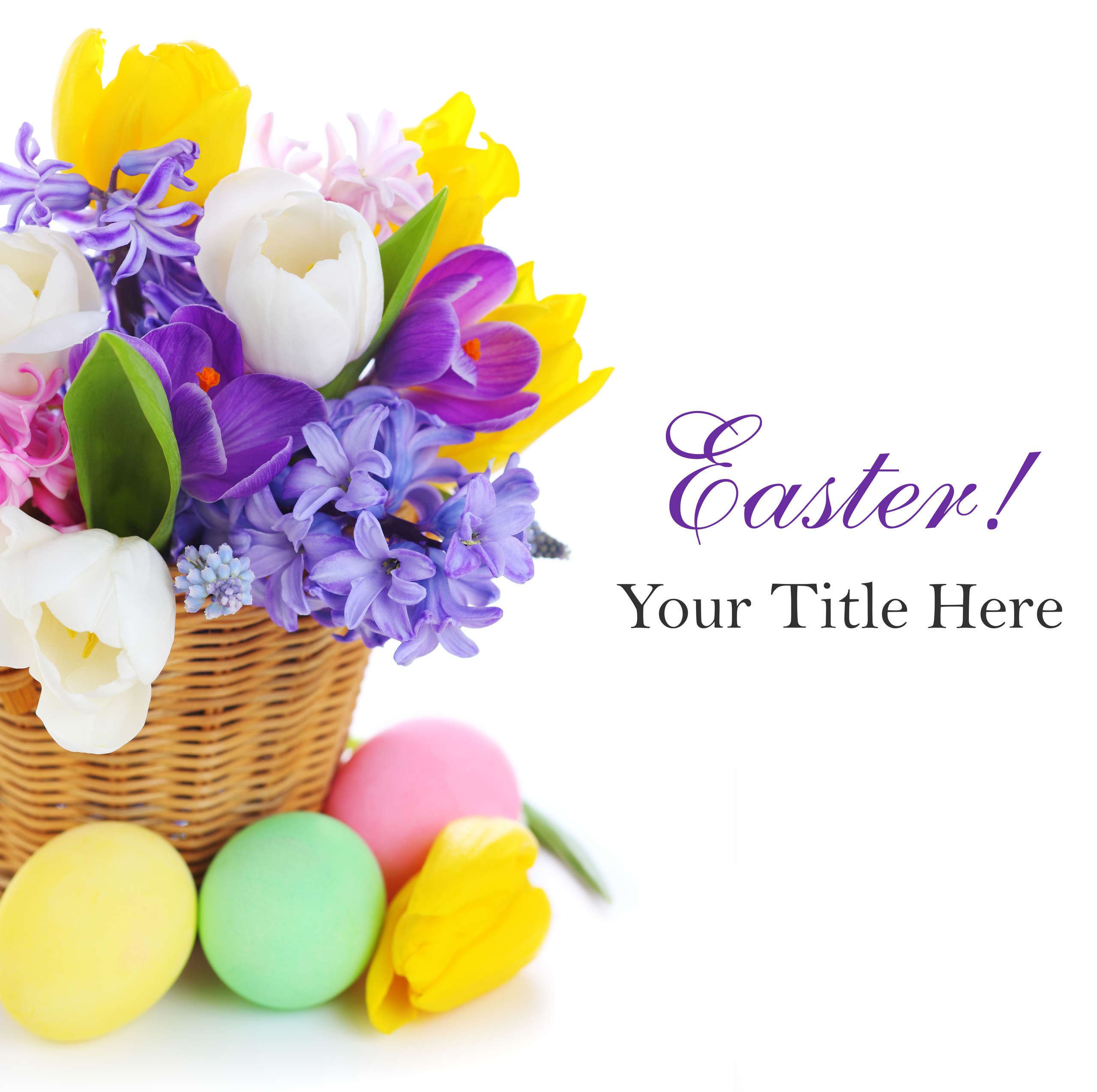 Easter Images Easter Greeting Card Hd Wallpaper And Background