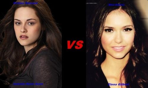 Elena VS Bella