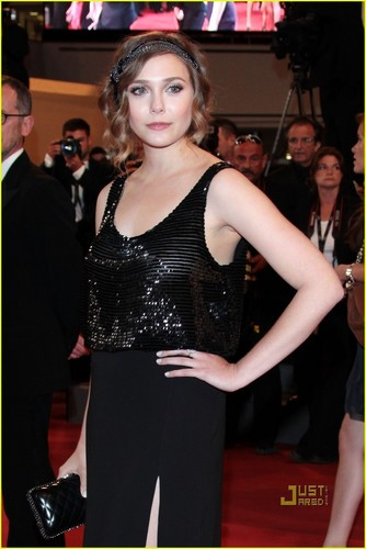 Elizabeth Olsen: 'Martha Marcy May Marlene' Premiere!