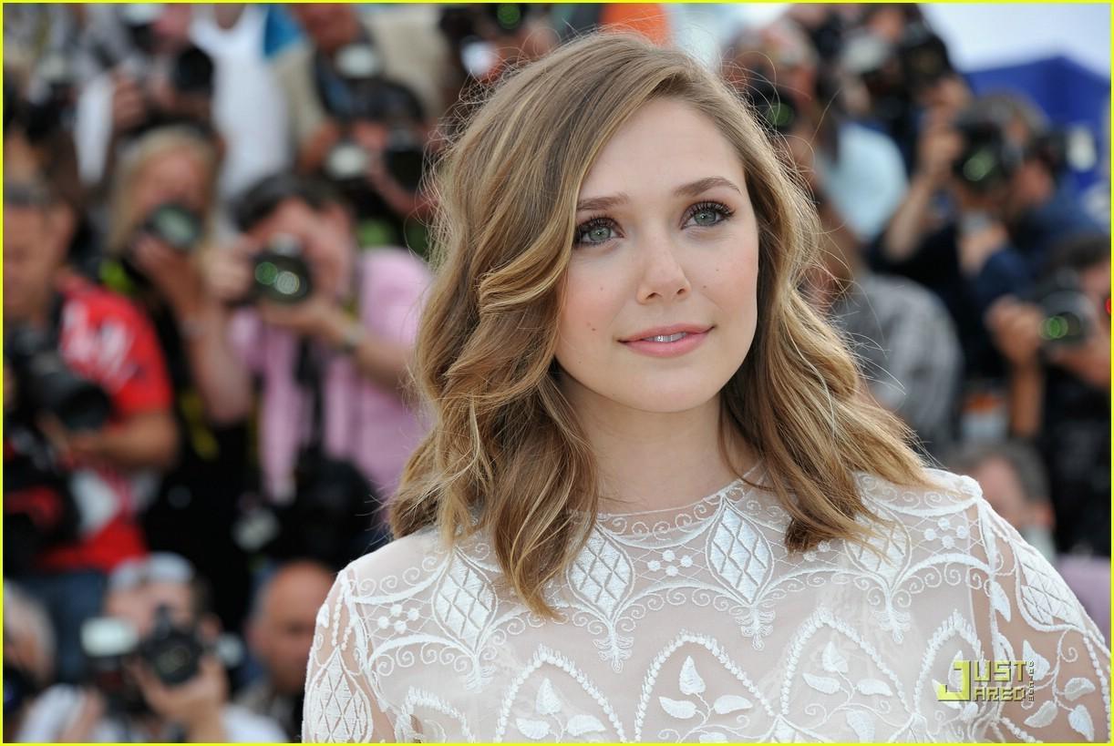 Elizabeth Olsen 'Rows' Into Cannes Film Festival 2011