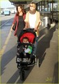 Ellen Pompeo: LAX Landing with Stella! - ellen-pompeo photo