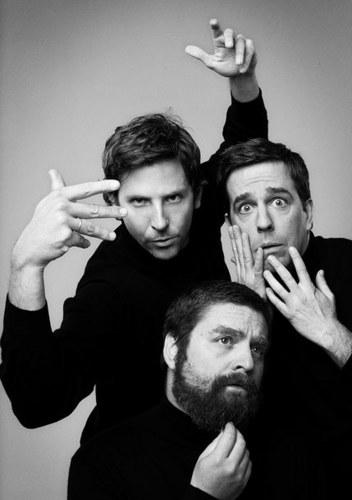 Bradley Cooper 壁纸 entitled Entertainment Weekly Hangover 2 Photoshoot